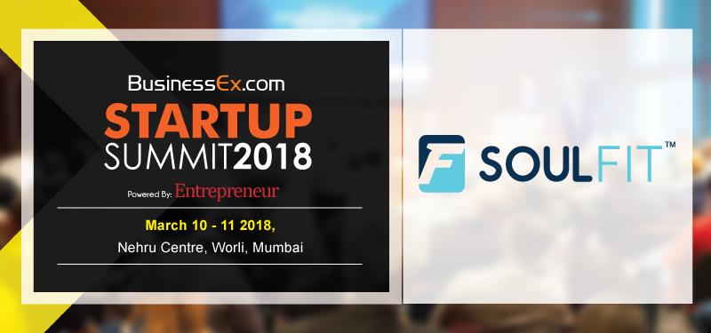 Soulfit Amazes Visitors At The Entrepreneurs Startup Summit 2018