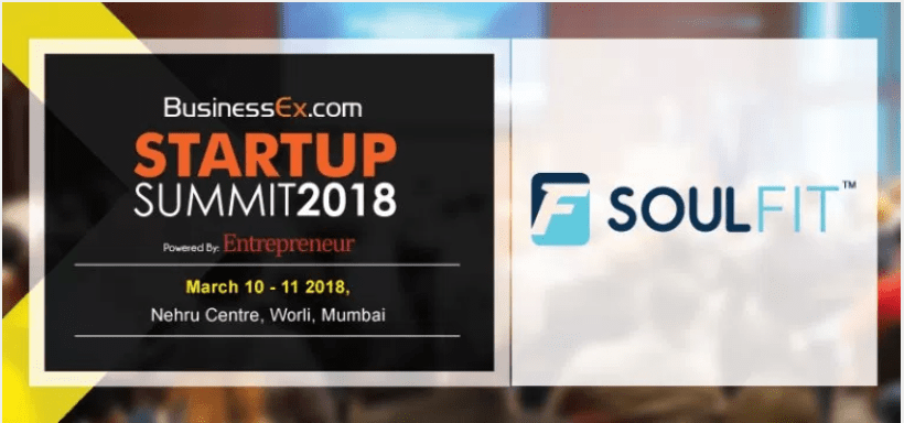 Soulfit Amazes Visitors At The Entrepreneurs Startup Summit 2018