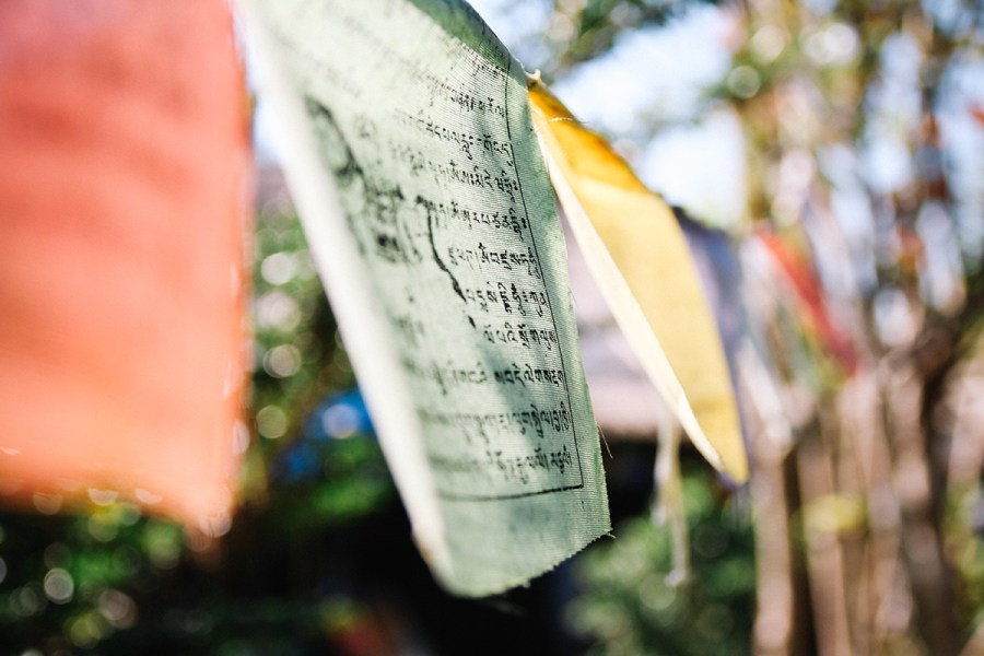 Xhale Yoga Retreat in Pai Thailand