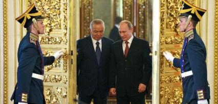 Karimov and Putin