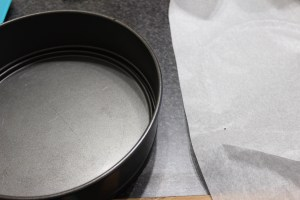 Large piece of baking paper