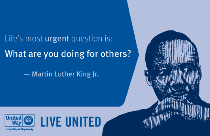 Saturday: Do some good and celebrate MLK for a national day of service