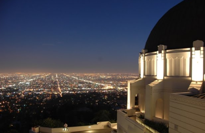 Peruse the galaxy this Saturday at the Griffith Observatory
