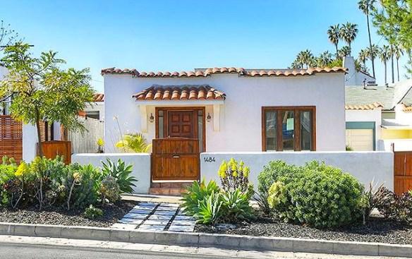 1922 Spanish: 1484 Scott Ave., Los Angeles, 90026