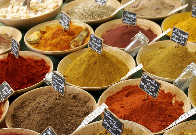 Sunday: Spice Alley at the Hollywood Farmers Market