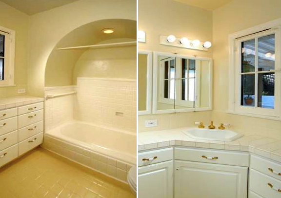 Bath and tub alcove