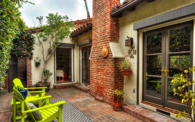 Patio. Courtesy of Gail Crosby – Sotheby's Int'l Realty
