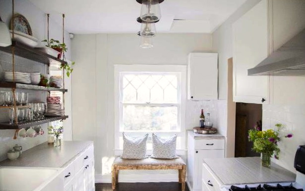 Country French inspired kitchen