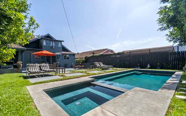 Pool. Courtesy of Joshua Baxbaum – Rodeo Realty Inc.