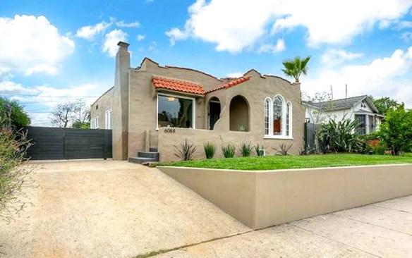 1924 Spanish: 6088 Meridian St., Los Angeles, 90042