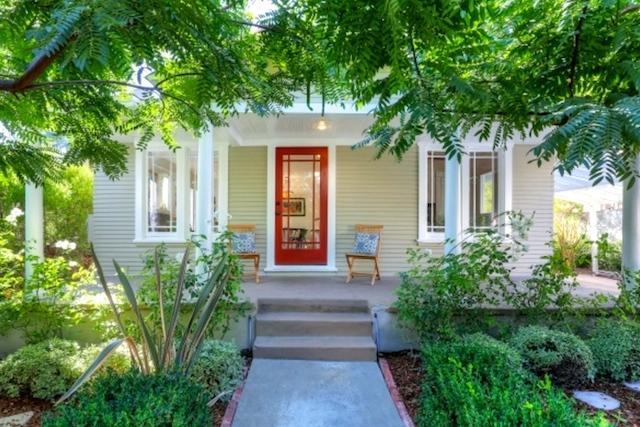 1923 California Bungalow: 1873 Lake Shore Ave., Los Angeles, 90026