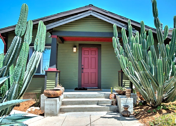 1922 California Bungalow: 2523 W. Ave. 34, Los Angeles, 90065