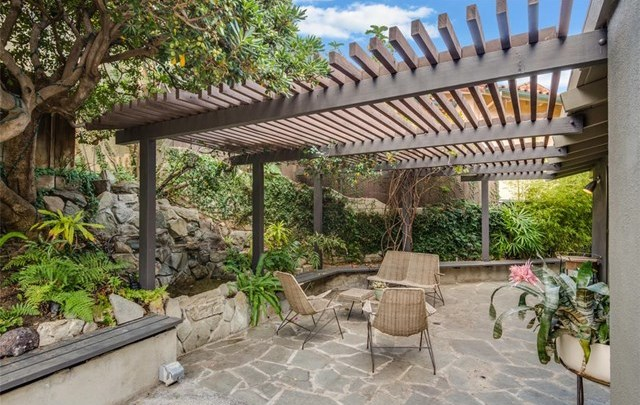 Patio. Courtesy of Nathaniel Cole – Coldwell Banker