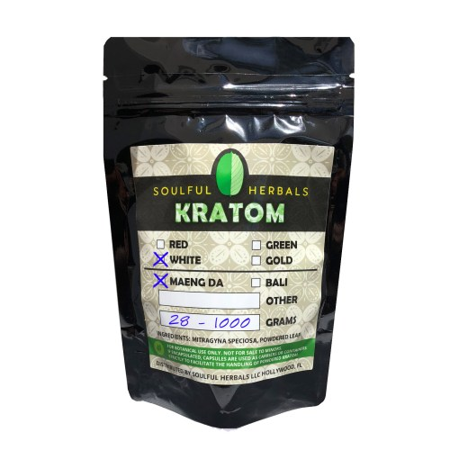 Buy White Maeng Da Kratom Power by the Kilo