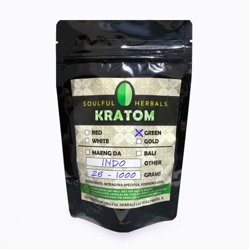 Primo Green Indo Kratom 1oz - 1kg