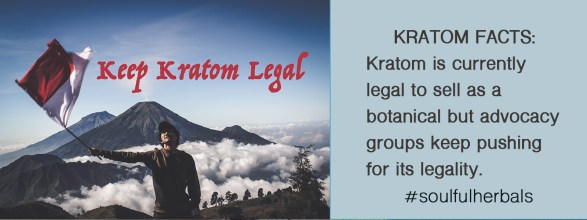 Kratom is Legal