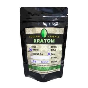 Buy White Bali Kratom Kilo