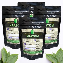 2oz Kratom Sampler - Split Kilo