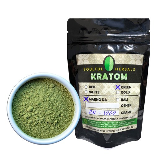 Green Vein Kratom Powder Kilo