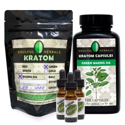 All Kratom Products