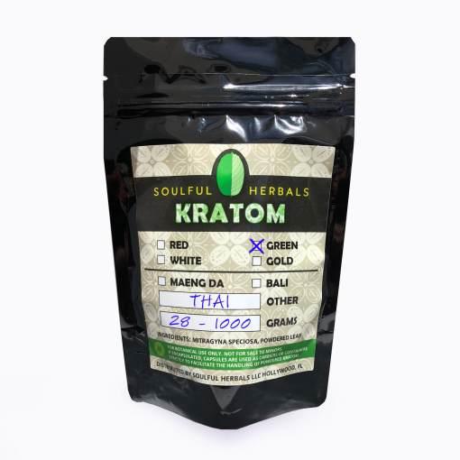 Green Thai Kratom Powder on Sale