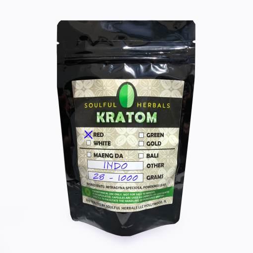 Red Indo Kratom 1oz - 1kg