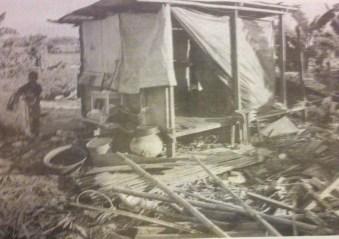 Sad life after a tornado