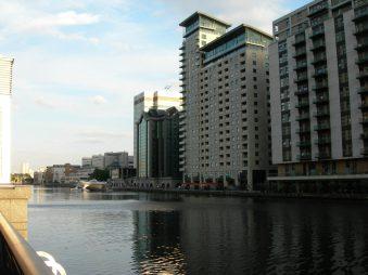 Canary Wharf, East London - taken by Sue Ellam, London, UK