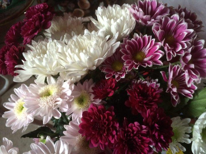 A beautiful bouquet - taken by Sue Ellam, London