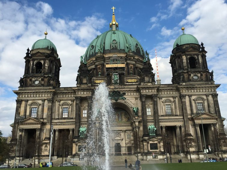 Berlin Cathedral, Germany. Taken by Peter Thompson