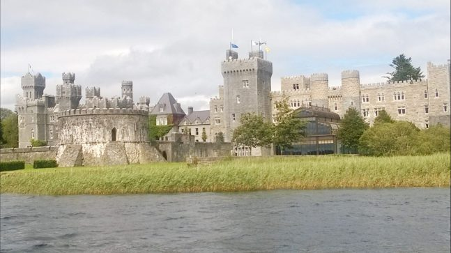 Ashford Castle, Cong, Co. Mayo, Ireland. Taken by Peter Thompson