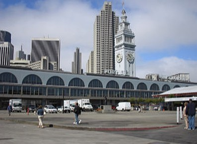 San Francisco, USA taken by Sue Ellam, UK