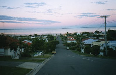 Wynnum, Queensland Australia taken by Sue Ellam, UK