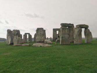 Stonehenge, Wiltshire, UK. photo taken by Peter Thompson