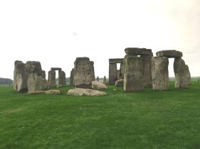 Stonehenge, Wiltshire, UK. Taken by Peter Thompson.