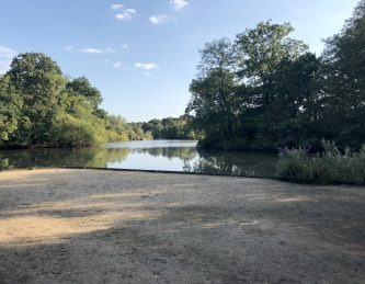 Connaught Water, Epping Forest, Essex, UK.Taken by Peter Thompson