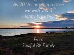 Looking back on 2016 RV travel…