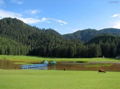 khajjiar landscape