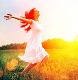 be happy and free with spiritual counseling coaching