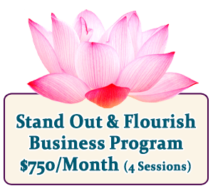 Stand Out & Flourish Business Program