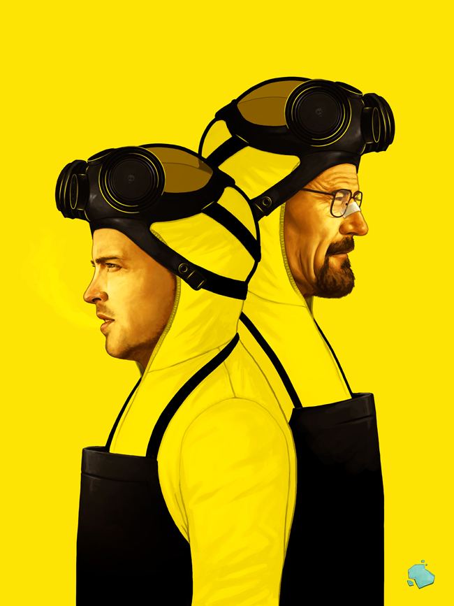 Artwork by Mike Mitchell - http://25.media.tumblr.com/tumblr_m92hjfFz2u1qzlfumo1_1280.jpg