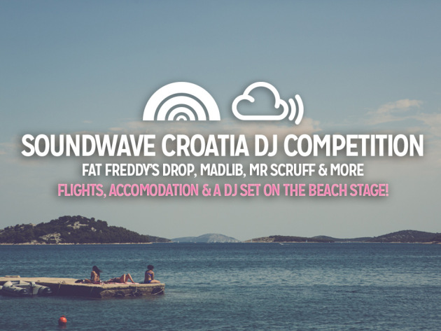 soundwave croatia dj competition