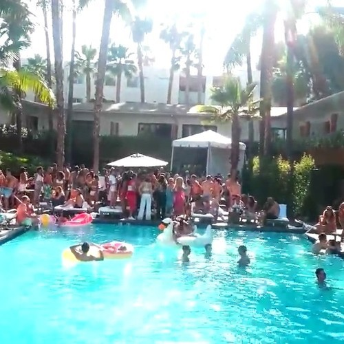 Live at the Pool Party (DJ Set)