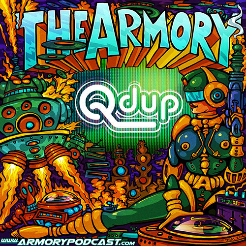 The Armory Podcast - 040 - Qdup