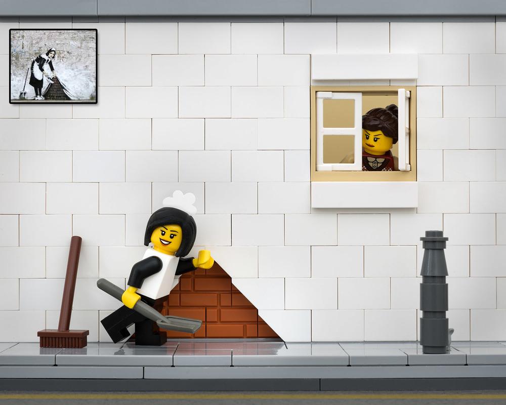 Photo: www.thebrickfantastic.com/new-gallery-bricksy-lego-banksy