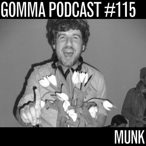 Gomma Podcast #115 - Munk Summer Mix 2014