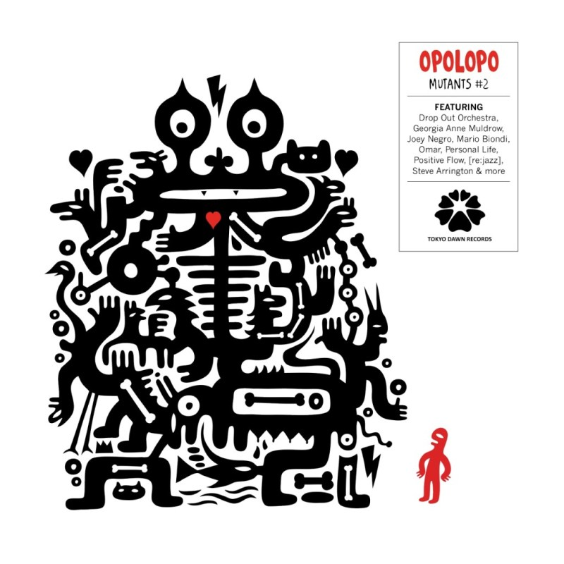 Opolopo – Mutants Volume 2