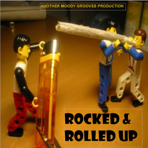 ROCKED + ROLLED UP