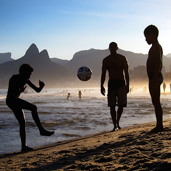 obrigado brasil