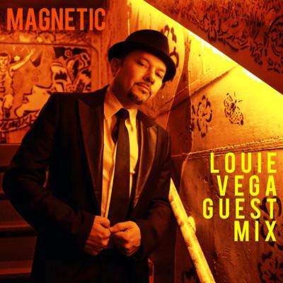 Magnetic Magazine Guest Podcast DJ Louie Vega